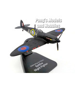 Supermarine Spitfire Night Fighter 1/72 Scale Diecast Metal Model by Atlas - $36.62