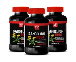 cholesterol pills natural - DANDELION ROOT - digestion aide 3B 540C - $30.81
