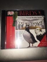 Dk Eyewitness Virtual Reality: Uccelli CD 95 /98/ Me /2000/ XP - $5.68