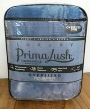 NEW Berkshire Blanket Luxury PrimaLush Oversized Twin Plush Blanket CADE... - $27.99