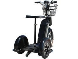 MotoTec Electric Trike 48v 800w Personal Transporter 3 Wheel Electric Scooter image 6