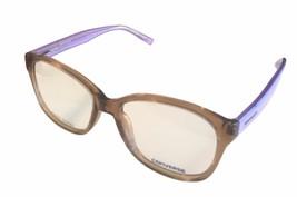 Converse Ophthalmic Mens Square Brown Plastic Eyewear Frame Q045 53 - $35.99