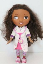 "Disney's Doc McStuffin 11 - 12"" Talking Doll w/ Lab Coat & Stethoscope W... - $14.80"