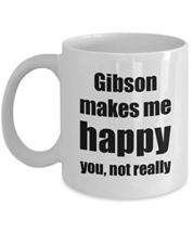 Gibson Cocktail Mug Lover Fan Funny Gift Idea for Friend Alcohol Mixed Drink Nov - $13.83
