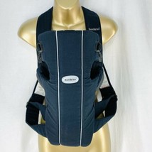 Baby Bjorn BABYBJORN Baby Carrier Original Front Wearing Black 8 - 25 lbs - $38.00