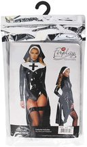 Claws Out Sexy Black Cat Deluxe Costume Catsuit Set image 4