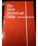 The New American Bible 1987 - $1.95