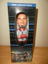 Chris Kirkpatrick  NSync Bobblehead Doll 2001 Collectable  NEW Sealed - ... - $14.95
