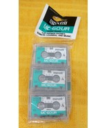 New in Pack Maxwell MC 6our MIP Micro Cassette MIP New Old Stock Pack of... - $18.32