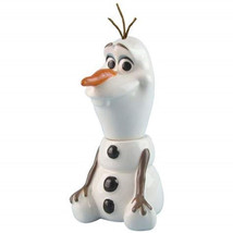 Walt Disney Frozen Movie Olaf Ceramic Salt and Pepper Shakers Set NEW UNUSED - $25.15