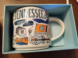 Starbucks Been There Series Tennessee 14 oz Mug LE - New in Box - $33.85