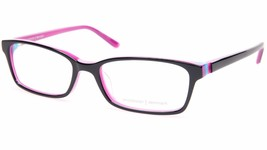NEW PRODESIGN DENMARK 1731 c.6022 BLACK-PINK EYEGLASSES 51-16-135 HH B28... - $84.14