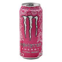 Monster Energy Ultra Zero Sugar Energy Drinks 16 ounce cans (Ultra Rosa,... - $44.54