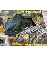 Creative Origami African Animals Kit & Endangered Animals Kit - $24.00