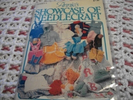 Annie's Showcase of Needlecraft Number 8: Li'l Folds' Wardrobe  - $18.00