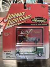 Johnny Lightining Topper Series Flame Out - $14.85