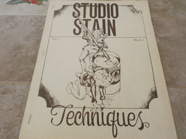 Studio Stain - Book 1 Vol. 1 - Techiniques - $3.00