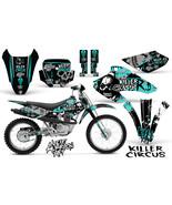 Honda XR80R XR100R Dirt Bike Graphic Sticker Kit Decal Wrap MX 01-03 CIR... - $89.05