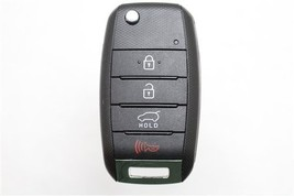 Flip Remote Ignition Key For Kia Soul Uncut High Security Blade Keyless ... - $84.14