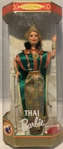 Thai Barbie (1997, Dolls of the World) ** Brand New ** - $39.99