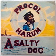 Procol Harum - A Salty Dog LP Vinyl Record Album, 1969 - $22.95