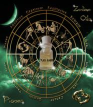 No148 Pisces attract good luck oil, birth Power Ritual Fortuna Fortune, Fate - $19.99