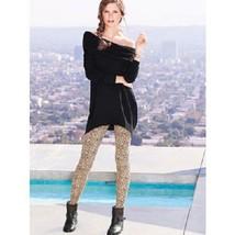 Victoria's Secret Trend Legging, cheetah print, size L, NWT - $40.00