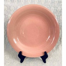 """Early Californian Vernon Ware Rose Pink Chop Plate 12"""" - $39.60"""