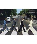 BEATLES - ABBEY ROAD POSTER - 24x36 JOHN LENNON - $18.00