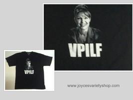 Knights Clubsports Sarah Palin VPILF TShirt Sz Adult M Black NNT - $10.99