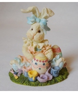 Figurine bunny easter eggs  1  16  .75 thumbtall