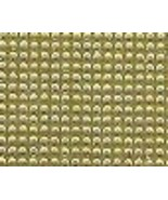 Metallic Gold Shiny 14ct perforated paper PP7 9x12 (2pcs/pkg)  - $4.50