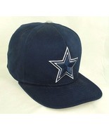 Dallas Cowboys New ERA 9Fifty 950 Snap Back Baseball Hat Blue NFL Sz S-M... - $24.99