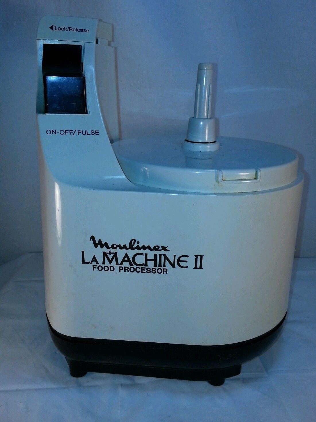 Moulinex La Machine Ii Motor Base Unit and 30 similar items
