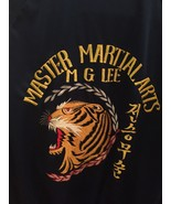 Martial Arts Master M G Lee Tae Kwon Do Dojo Ja... - $28.26