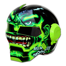 Masei 610 Green Monster Motorcycle Helmet - $499.00