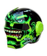 Masei 610 Green Monster Motorcycle Helmet - $499.00