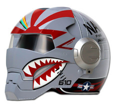 Masei 610 F4 Phantom Chopper Motorcycle Helmet image 4