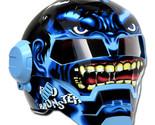 Masei 610 blue monster chopper helmet 004 thumb155 crop