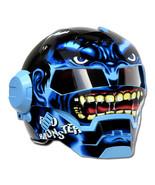 Masei 610 Blue Monster Chopper Motorcycle Helmet - $499.00