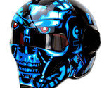 Masei 610 terminator war machine chopper helmet 003 thumb155 crop
