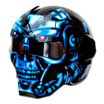 Masei 610 Terminator War Machine Chopper Motorcycle Helmet - $499.00