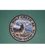 WOLF HOWLING BIKER VEST PATCH WOLVES CIRCLE PERSONALIZED FREE CUSTOM EMB... - $12.99