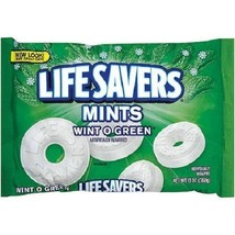 Life Savers Mints Wint O Green Hard Candy Individually Wrapped  13 oz bag - $11.73