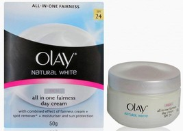 50 g Olay Natural White All in One Fairness Day... - $19.00