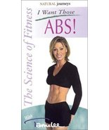 The Science of Fitness with Tamilee: I Want Those Abs! [VHS] [VHS Tape] ... - $3.95