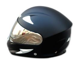 Masei 816 Matt Black Motorcycle Helmet image 5