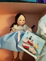 "Madame Alexander Italy Girl #593 Original Box 8"" Doll  In Box - $10.35"