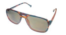 Converse Men Sunglass Tortoise Aviator Fashion Plastic, Green Lens H070 - $22.49