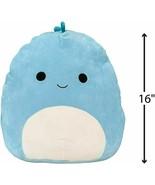 "Squishmallow Grayson the Blue Dinosaur Size 16"" NWT - $46.37"